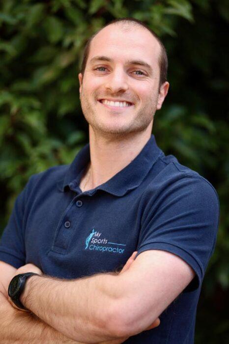 David Toomeh Sports Chiropractor | Director