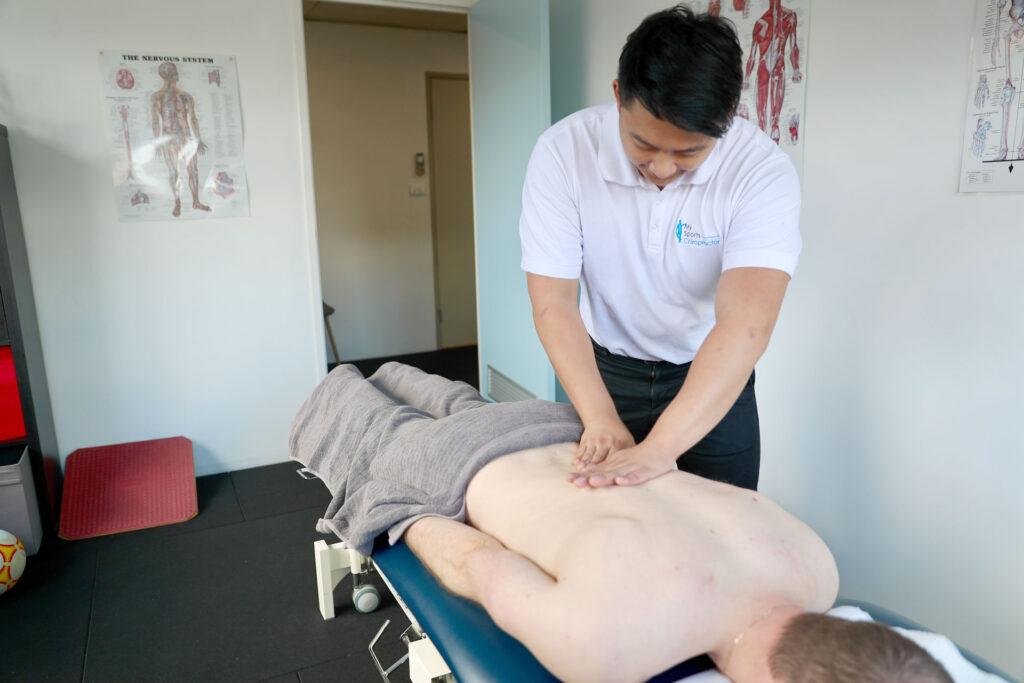 Low Back Pain & Sciatica